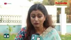 Ek Duje Ke Vaaste Veena chachi aka Seema Saxena shares a scene from the show