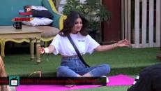 SIDNAAZ, Paras-Mahira and Asim-Rashami-Arti do power yoga along with Shilpa Shetty