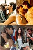 Match Katrina and her co-actors with their movies.