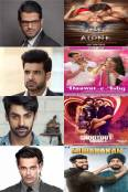 Match the TV actors with their movies?