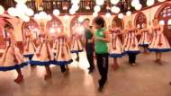 Exclusive dance sequence from the sets of Dil Dostii Dance