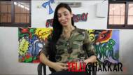 Sofia Hayat the actor, singer, dancer... pours out her heart