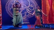 """Binny """"Meera"""" Sharma dances to the tunes of """"Mujhe Rang De"""" in Tujh Sang..."""