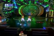 Siddhesh and captain Aamir dance to the tunes of 'Singh Is King'