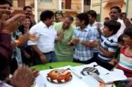 Dilip Joshi aka Jethalaal celebrates his birthday on the sets!