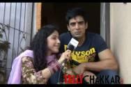 Celebrating Ganpati with Aditi and Mohit