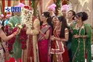 Suhana weds Ishaan in Sasural Genda Phool