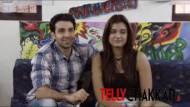 Meet the leads of the movie 'Yeh Jo Mohabbat Hai' - Aditya Samanta and Nazia Hussain
