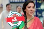 Anupama: BIG TWIST! Anupama takes a difficult step, walks out
