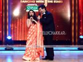 Karan Johar with Rani Mukherjee