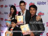 Sonarika Bhadoria, Mohit Raina, Rushiraj Pawar and Sadhil Kapoor