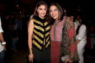 Mira Nair with Soha Ali Khan
