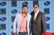 Anurag Kashyap and Amitabh Bachchan