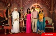 Launch of Zee TV's Jodha Akbar