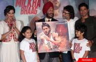 Trailer and Music Launch of Bhaag Milkha Bhaag