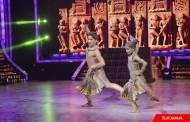 On the sets of Colors' Jhalak Dikhhla Jaa 6