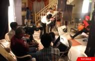 On the sets of BIG Magic's Raavi