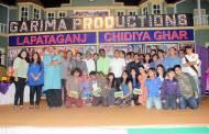 Success party of Garima Productions' Chidiya Ghar and Lapataganj
