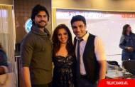 Gaurav Chopraa, Munisha Khatwani and Mazher Sayed