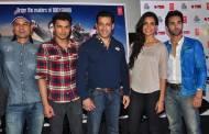 Atul Agnihotri,Bilal Amrohi,Salman Khan,Sara Jane Dias,Pulkit Samrat