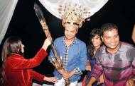 Producer Siddharth Tewari celebrates his birthday with the cast of Mahabharat
