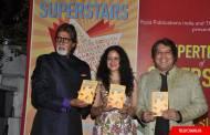 Amitabh Bachchan launches Priyanka Sinha Jha's book 'Supertraits of Superstars'