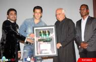 Salman Khan launches AR Rahman And Kapil Sibal's Music Album 'Raunaq'