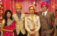 Kaanchi Singh,Parichay Sharma,Wasim Mushtaq And Rajeev Singh