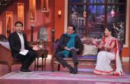 Comedy Nights with Kapil with Mithunda