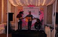 Band performaing at Elle Carnival