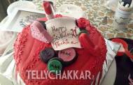 Pretty girl Deeksha Sonalkar's happening birthday bash