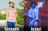 Akshat Singh and Vaishnavi