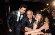 Varun Dhawan ,Mahesh Bhatt and Alia Bhatt