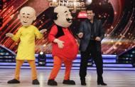 Nickelodeon's Motu Patlu on Jhalak