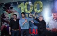 Filmmakers Mahesh Bhatt, Mohit Suri and actor Siddharth Malhotra