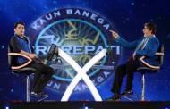 Kapil Sharma on the hot seat with the host of Kaun Banega Crorepati Mr. Amitabh Bachchan
