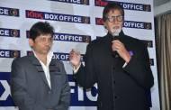 Amitabh Bachchan launches KRK's website