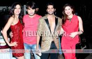 Teejay, Vivian Dsena, Karanvir Bohra and Vahbiz Dorabjee