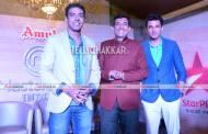 Chef Sanjeev Kapoor ,Chef Vikas Khanna and Chef Ranveer Brar