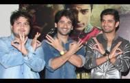 Sumit Goradia, Sachin Chhabra and Vishal Singh
