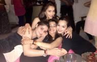 Tina Dutta's private party
