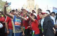 Star studded Marathon event
