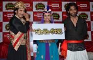 Vishal Kotian (Birbal), Kishwer Merchantt (Urvashi) and Rohit Khurana (Viraat)