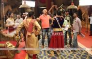 On the sets of Maharana Pratap