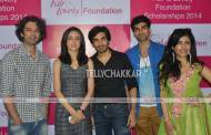 TV celebs at Fair & Lovely Foundation event