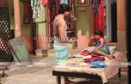 On the sets of Star Plus' Tere Sheher Mein