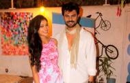 Aakanksha Singh and Gaurav Chopraa