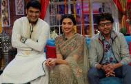 Kapil Sharma, Deepika Padukone and Irrfan Khan