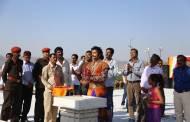 Ssharad Malhotra celebrates Maharana Pratap Jayanti