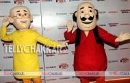 Screening of Motu Patlu-the movie